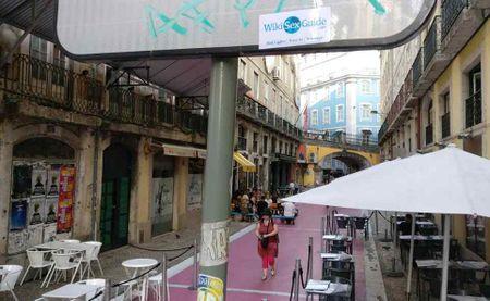 Sex Clubs in Lissabon