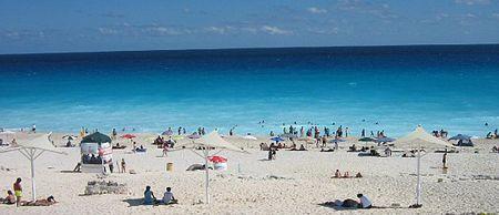 Beach cancun nudist