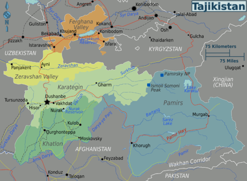 Tajikistan regions map.png