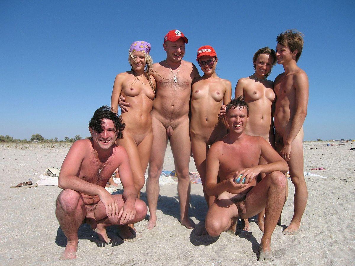 Фото нудистких семей 18 фотография